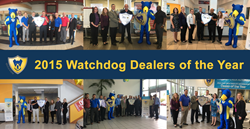 2015 Watchdog Dealers of the Year