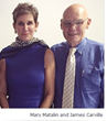 Politicos James Carville And Mary Matalin Debate America's Future At ASI Keynote