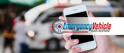 Emergency Vehicle Quick Response device. aids drivers in gaining notification of an incoming emergency vehicle