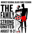 Midwest Black Family Reunion logo
