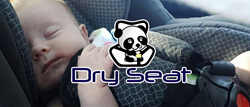 The Dry Seat is a baby invention perfect for toddlers being potty trained.