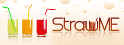 Straw Me is not only an easy and delicious way to get people to drink more fluids