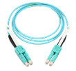 Uniboot LC Patch Cord with Push/Pull Tabs