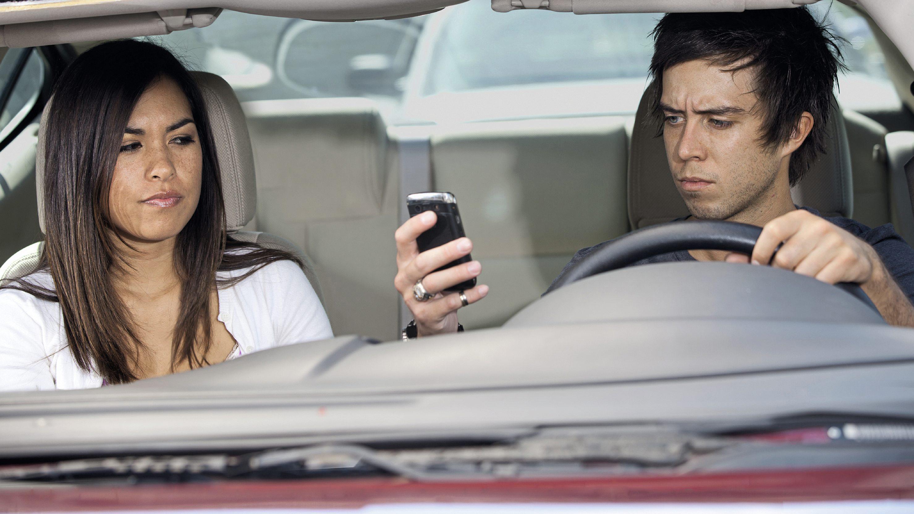 Description Driving Driver License Teens 44