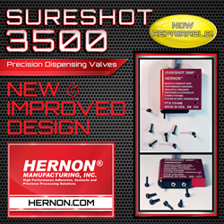 The Sureshot 3500 with UV Jet Guard is now repairable by end users.