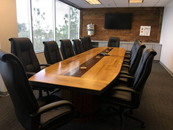 American Outpost Edison Signature Conference Table