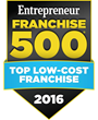 Coffee News® is ranked #26 in the 2016 Top Low Cost Franchises