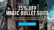 Celebrate Five Years of Red Giant Films with 25% Off Magic Bullet Suite Plug-ins