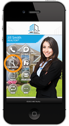 SavvyCard for Agents™ Pro SavvyCard with Find Services™ Directory button.