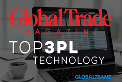 GlobalTrade Top 3PL Technology