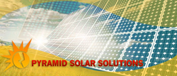 Pyramid Solar Solutions, a portable and renewable energy source.