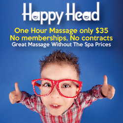 Massage starting at $35