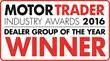 Motor Trader Award given to Lookers