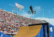 Monster Army's Colton Walker Took First Place in BMX Triple Hit at the First Ever Nitro World Games.
