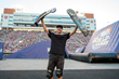 Monster Energy's Trey Wood Took Third in Skate Best Tricks at the First Ever Nitro World Games.