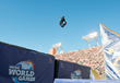 Monster Energy's Trey Wood Took Third Place in Skate Best Tricks at the First Ever Nitro World Games.