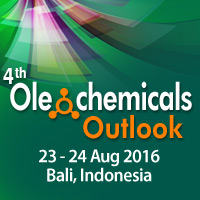 4th Oleochemicals Outlook 23-24 August Bali