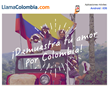 Colombian Expats Celebrate Independence Day with a Special Facebook Contest, Hosted by LlamaColombia.com