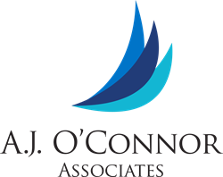 A.J. O'Connor Associates New Logo