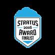 Stratus Award Logo Finalist
