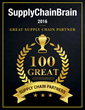4SIGHT Named 2016 Great Supply Chain Partner Award Winner for Sixth Consecutive Year