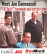 "Meet Joe Gannascoli ""Vito"" From The Sopranos"