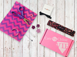 Cate & Chloe Partners With LA Fashion Brand Violet Love Headbands for Their Upcoming Jewelry Box