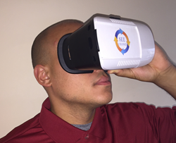 Using Virtual Reality in a courtroom