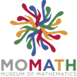 Sept 15, 2016, at 11am: Innovative New Math Exhibit at MoMath