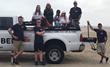 Relief Kit Team at Venice Beach, CA