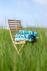 recycled polyester, eco-friendly throw blankets