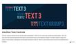 ProText Layouts Volume 6 - Final Cut Pro X Plugin - Pixel Film Studios