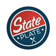 State Plate Logo