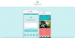 Rebond website