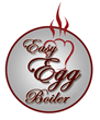 The Easy Egg Boiler is a device that can easily boil eggs without peeling off the shell.