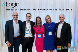 2016 Microsoft Dynamics US Partner of the Year eLogic