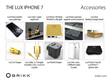 Lux Accessories for Lux iPhone 7