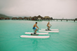 New Floating Water Bikes Expand Goway's Range of Tahiti Vacations