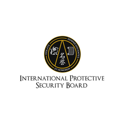 logo, The International Protective Security Board