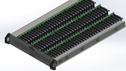 ADDC SR-90 - the densest hyper-converged server ever created.
