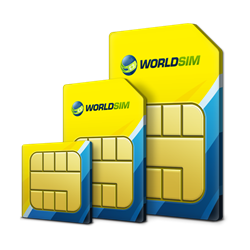 WorldSIM Data SIM