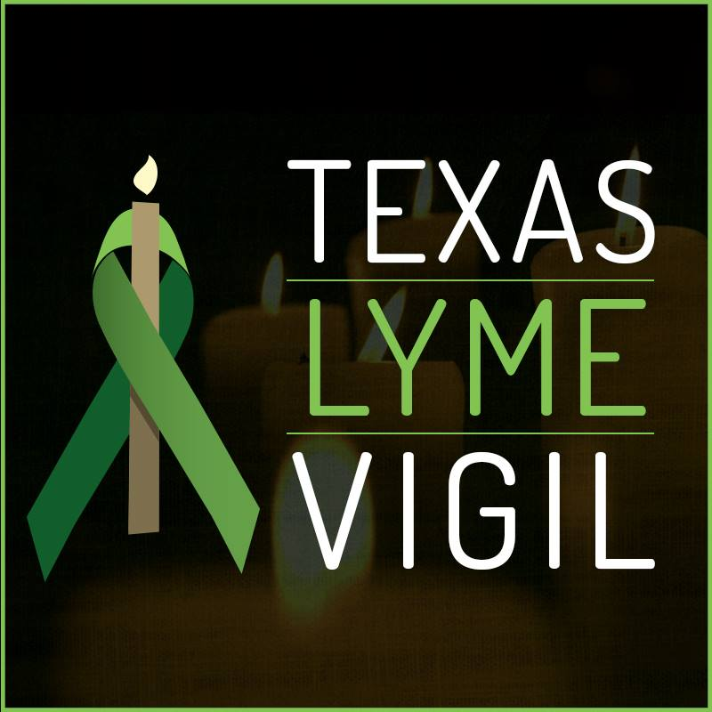 Texas Lyme Groups Converge on Klyde Warren Park to Hold Candlelight Vigil in Support of Lyme Disease Awareness on Sunday, August 14th