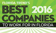 Florida Trend: 100 Best Employers Make Statewide List