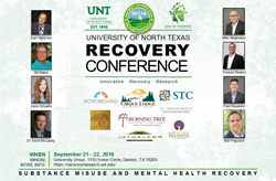 4th Annual University of North Texas Recovery Conference