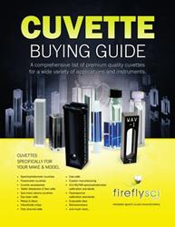 fireflysci uv cuvette guide