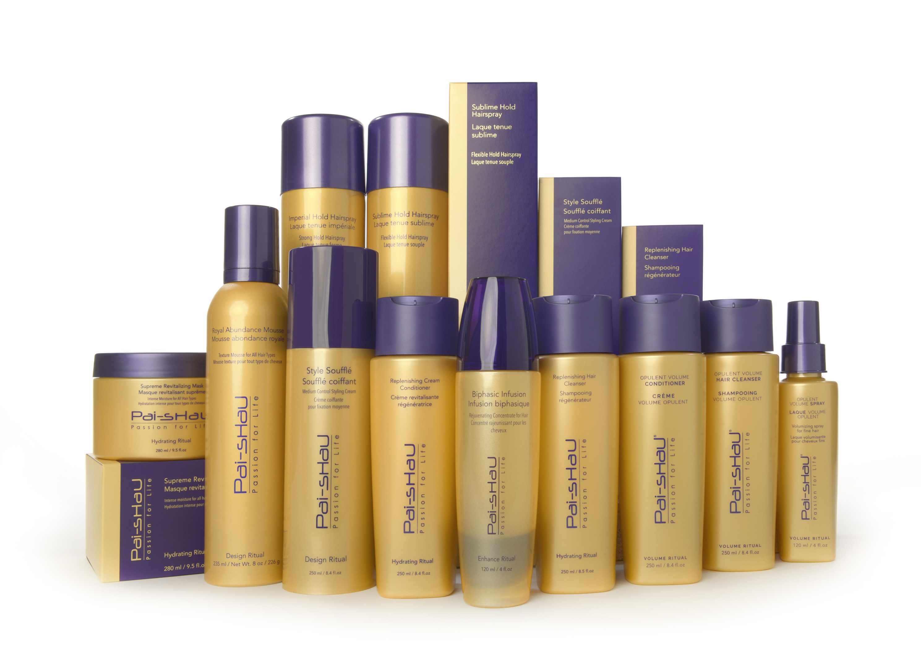 paishau cited as one of the top ten professional hair