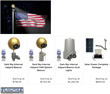 The Flag Company, Inc. Lights up at the Positive Response Generated by their Line of Dark Sky Certified Flagpole Lighting