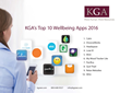 Growing Impact of Mobile Health Apps Explored in New KGA Article