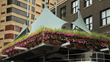LiveWall® Green Wall Enlivens the Atmosphere of the Sky Patio and Freshens up the Menu at Bobarino's Restaurant