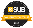 Constructech Magazine Names eSUB Construction Software to Constructech 50